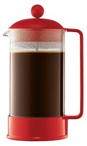 Bodum Brazil 8 Cup French Press Coffee Maker - Red