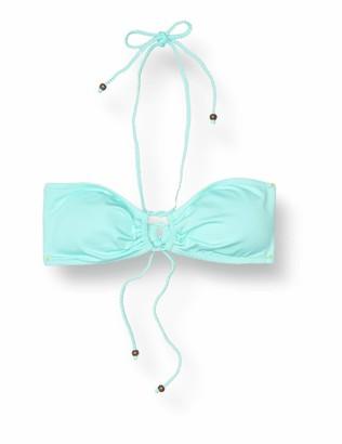 Eberjey Women's So Solid Cora Bikini Top