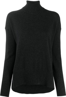 Theory Turtleneck Cashmere Jumper