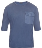 Bottega Veneta Patch-pocket Cotton T-shirt
