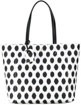 Kate Spade printed shoulder bag - women - Leather - One Size