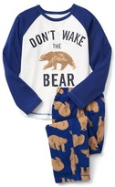 Gap Forest baseball PJ set