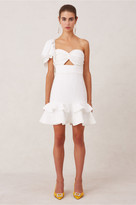 Keepsake DELIGHT MINI DRESS porcelain