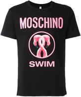 Moschino Flamingo T-shirt - men - Cotton - XL
