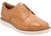 Clarks Glick Castine Leather Oxford Shoes