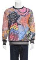 Vivienne Westwood Printed Pullover Sweatshirt