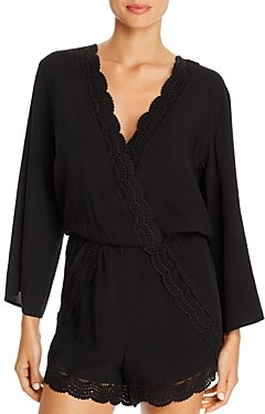 La Blanca Costa Brava Romper Swim Cover-Up