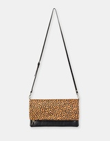 Status Anxiety Gwyneth - Black/Cheetah Bag