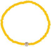 Luis Morais Solar Plexus Chakra beaded bracelet