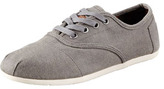 Toms Waxed-Twill Lace-Up