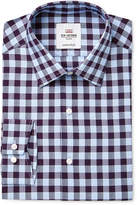 Ben Sherman Men's Slim-Fit Check Dress Shirt