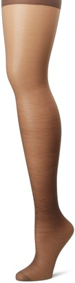 Hanes Women's Plus-Size Control Top Enhanced Toe Pantyhose