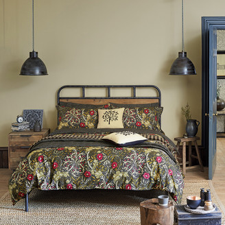 Morris & Co - Morris Seaweed Duvet Cover - Double