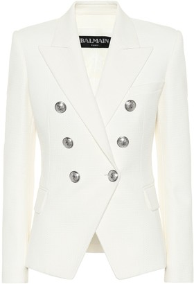 Balmain Cotton blazer