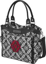 Petunia Pickle Bottom City Carryall Bag