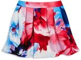 Bardot Junior Girls' Floral Print Pleated Skirt - Sizes 4-7
