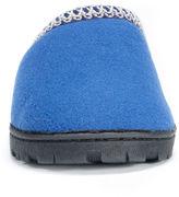 Muk Luks Women's Fleece Clog Slippers