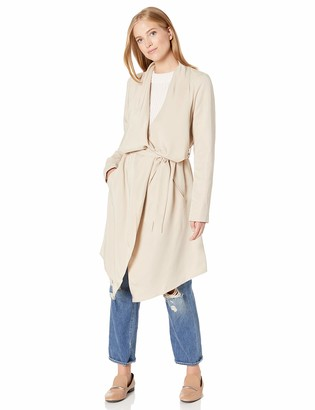 Kensie Women's Soft Trench Coat