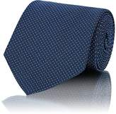 Ralph Lauren Purple Label Men's Pin-Dot Silk Necktie