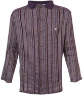 Vivienne Westwood Man striped knitted shirt