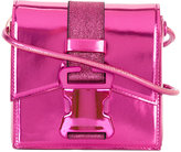 Christopher Kane mini Bonnie shoulder bag - women - Polyamide/Metallic Fibre - One Size