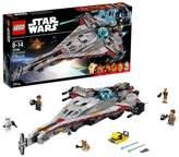 Lego ; Star Wars The Arrowhead 75186