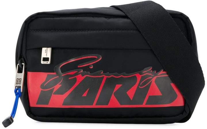 Givenchy logo belt bag