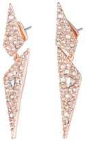 Alexis Bittar Women's Crystal Encrusted Dangling Drop Earrings