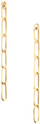 Chan Luu Chain Dangle Earrings