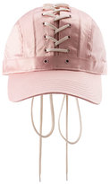 FENTY® PUMA® by Rihanna Lace-Up Baseball Hat, Pink/White
