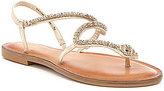 Antonio Melani Seraphina Snake Sandals