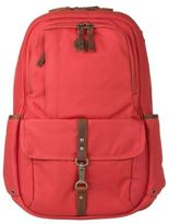 Timberland New Mens Red Walnut Hill Cotton Backpack Backpacks