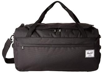 Herschel Outfitter 70 L (Black) Duffel Bags