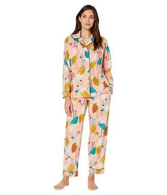 The Cat's Pajamas Galapagos Luxe Pima Pajama Set