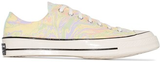 Converse Multicoloured Marble Chuck 70 low top sneakers