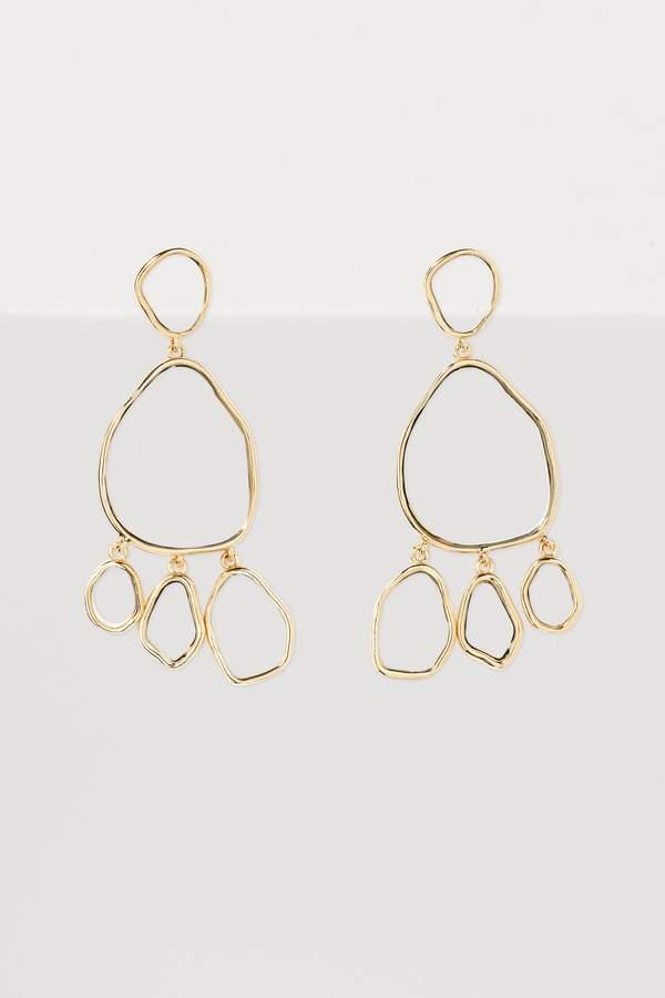 Aurelie Bidermann Ciottolo earrings