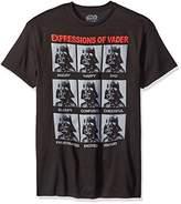 Star Wars Vader Expressions T-Shirt