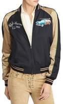 Polo Ralph Lauren Hawaiian Bomber Jacket