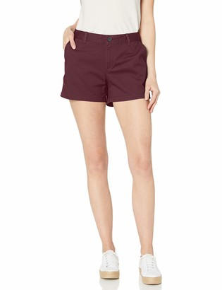 "Amazon Essentials 3.5"" Inseam Chino Short Casual"