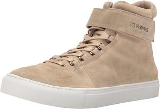 K-Swiss Men's High Court Suede Fashion Sneaker 8 M US