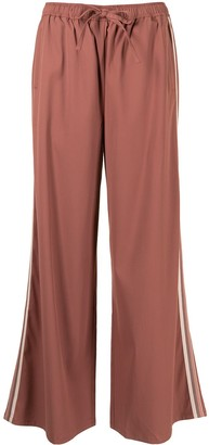 GOODIOUS Side Stripe Trousers