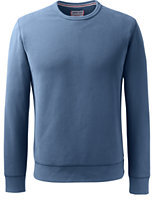 Classic Men's Long Sleeve Serious Sweats Crewneck Sweatshirt-Aspen Skies