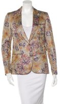 Zadig & Voltaire Fitted Jacquard Blazer w/ Tags