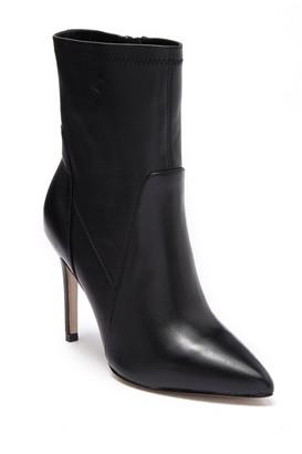 Charles David Laurent Leather Stiletto Bootie