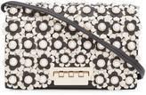 Zac Posen Earthette Embellished Crossbody Bag