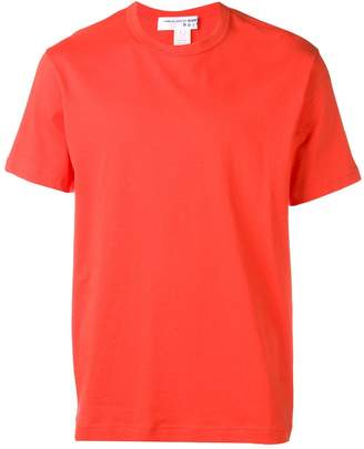 Comme des Garcons Boys logo printed T-shirt