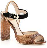 Christian Dior Shade Sandals