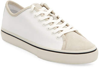 Vince Men's Farrell Two-Tone Canvas Sneakers