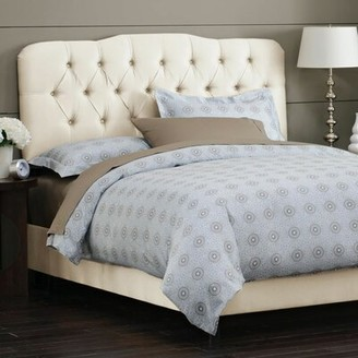 Skyline Furniture Carnaby Upholstered Standard Bed Size: Twin