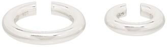 Saskia Diez Bold ear cuffs